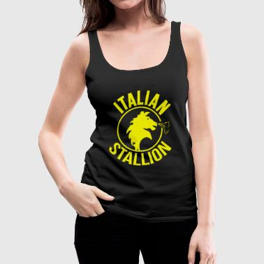 Italian stallion - Italian stallion - the italia - Women's Premium Tank Top