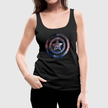 Space Captain - Women's Premium Tank Top