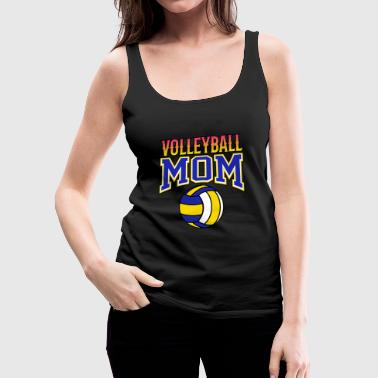 Volleyball Mom Gift Women Kids - Women's Premium Tank Top