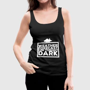 Weather Weather - Women's Premium Tank Top