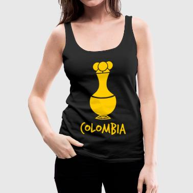 Poporo Colombia - Women's Premium Tank Top