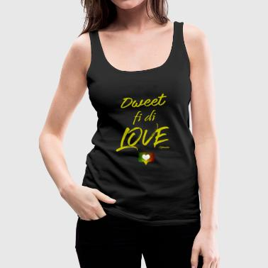 rasta - Women's Premium Tank Top
