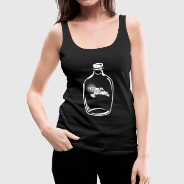 Firefly Serenity - Awesome serenity bottle t-shirt for f - Women's Premium Tank Top