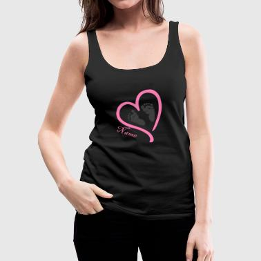 Name Day Name - Women's Premium Tank Top