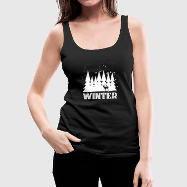Winter - Women's Premium Tank Top