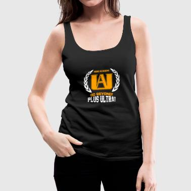 hero academia - Women's Premium Tank Top