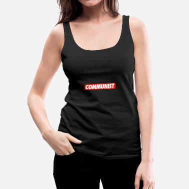 Communist COMMUNIST - Women's Premium Tank Top
