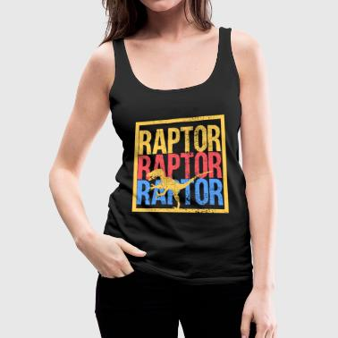 Raptor - Women's Premium Tank Top