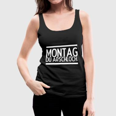 MONDAY - Women's Premium Tank Top