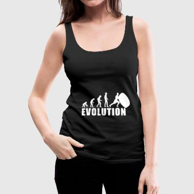 EVOLUTION STRONGMAN - Women's Premium Tank Top