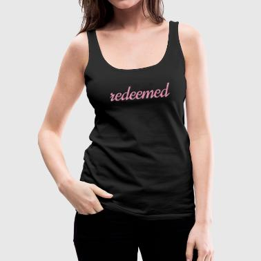 Redeemed Faith Christian - Women's Premium Tank Top
