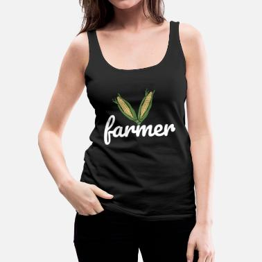 Farmer farmer - Women's Premium Tank Top