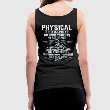 Physical Therapist/Physical Therapy/Physiotherapy - Women's Premium Tank Top