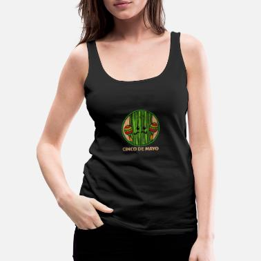 cinco de mayo - 5 de mayo - Women's Premium Tank Top