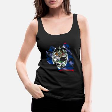 Belize Belize - Women's Premium Tank Top