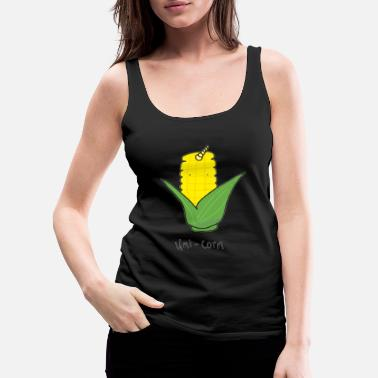 Uni Uni-Corn - Women's Premium Tank Top