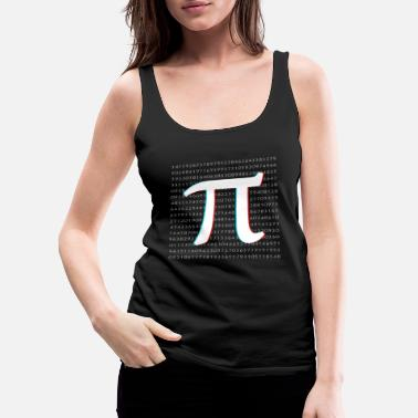 Pi Pi - Women's Premium Tank Top