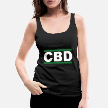 Swag Style 4/20 420 Funny Weed Ganja Cannabis Gift Swag Style - Women's Premium Tank Top