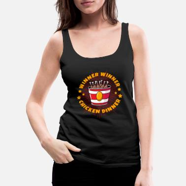 Winner winner winner - Women's Premium Tank Top