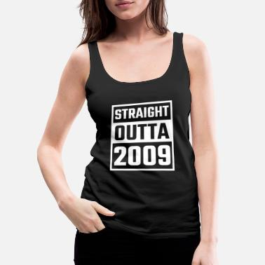 Congratulations 10th Birthday - Women's Premium Tank Top