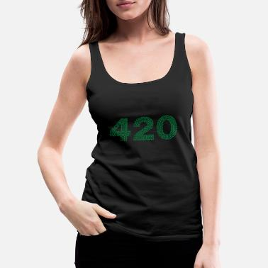 Hemp 420 hemp - Women's Premium Tank Top