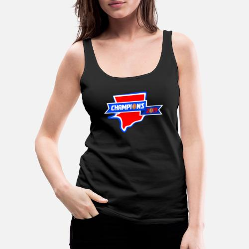 Women s Premium Tank TopAmerican Football Champions Team Los Angeles 2019 07af057ceb