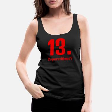 Superstition Superstition - Women's Premium Tank Top