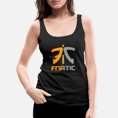 Collections Collection Fnatic - Women's Premium Tank Top