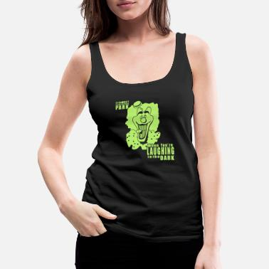 Laughing in the Dark - Women's Premium Tank Top