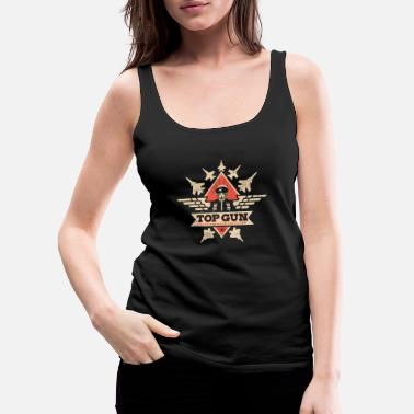 Controller ON CONTROL - ON CONTROL - Women's Premium Tank Top