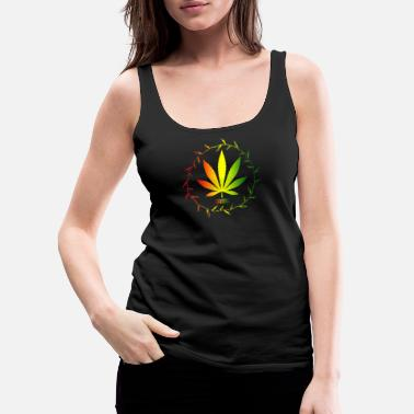 Hemp HEMP - Women's Premium Tank Top