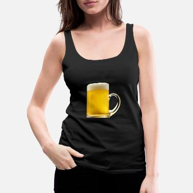 Bar-pub Beer Alcohol Bar Pub Drinking Booze - Women's Premium Tank Top