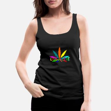 Legal legalize it - Women's Premium Tank Top