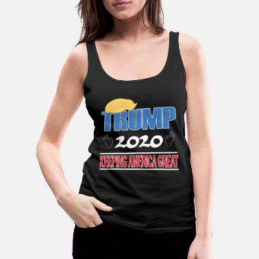 Politics This is the Awesome Tshirt Design to show the - Women's Premium Tank Top