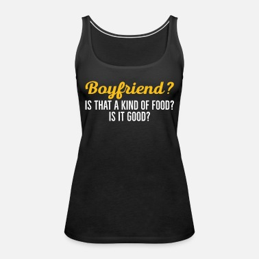 Boyfriend Funny Quotes Questions Couples Gift Women's Tri