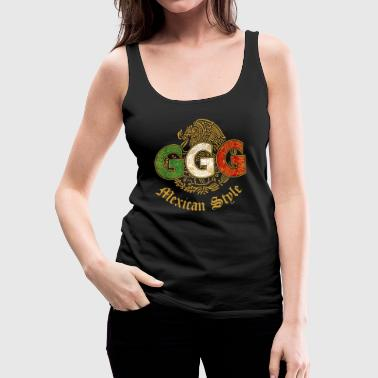 ggg mexican style - Women's Premium Tank Top