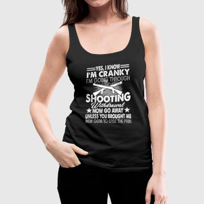 Shooting Tee Shirt - Women's Premium Tank Top