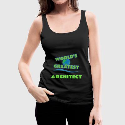ARCHITECT - Women's Premium Tank Top
