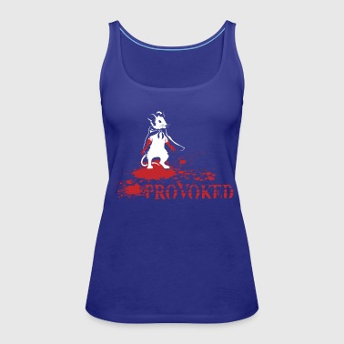 Fievel Provoked - Women's Premium Tank Top