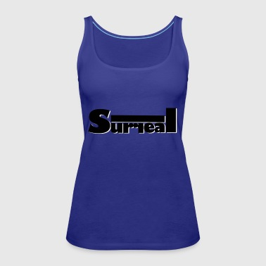 Surreal logo - Women's Premium Tank Top