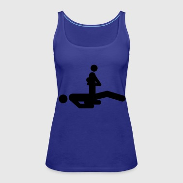 Sex positions - Women's Premium Tank Top