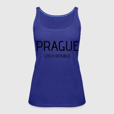 prague - Women's Premium Tank Top