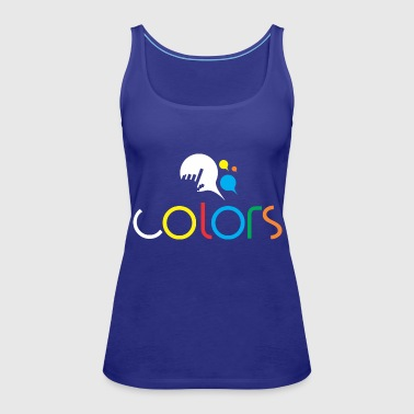 Colors - Women's Premium Tank Top
