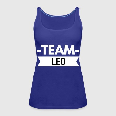 Leo Team Leo - Women's Premium Tank Top