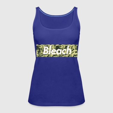 cam0 bleach - Women's Premium Tank Top