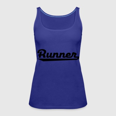 runner - Women's Premium Tank Top