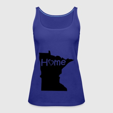minnesota - Women's Premium Tank Top