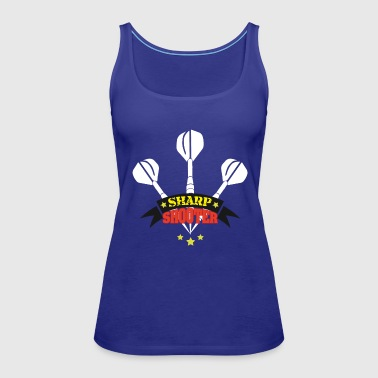 Sharp shooter - Women's Premium Tank Top
