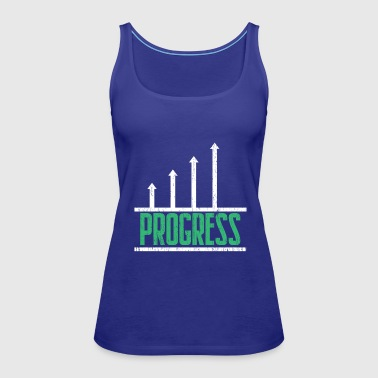 Progress Dividends awesome gift for investors - Women's Premium Tank Top