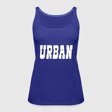 urban - Women's Premium Tank Top